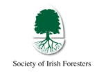 Society of Irish Foresters Logo